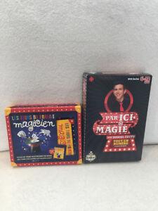 2 Jeux de magie pour enfant