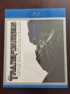 Transformers Blu-Ray Special Edition