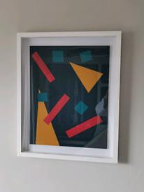 Original framed artwork