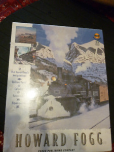 HO SCALE TRACKS AND POWER PIECES PLUS HOWARD FOGG SCREEN SAVER