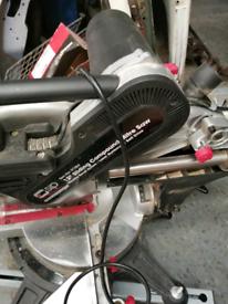 Sip 12 inch. Sliding compound mitre saw
