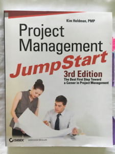 TEXTBOOK - Project Management Jump Start - 3rd Ed