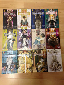 Serie complet Death note Manga FR