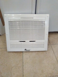 RV roof air conditioning vent cover