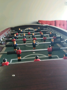 Foosball Table in Good Condition