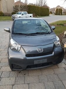 2012 Scion iQ HATCHBACK Bicorps
