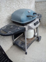 Barbique Grill with Gas Tank $70
