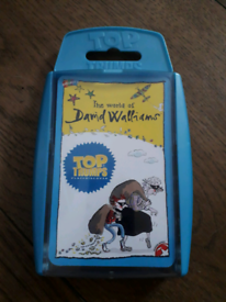 Top trumps David Walliams