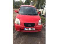 Kia picanto breaking for spares replacement parts
