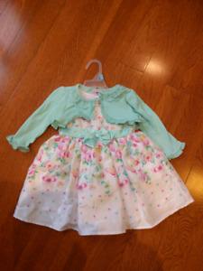 12 Mon Butterfly Fancy Dress