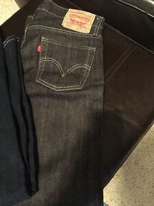 Silver and Levi Jeans