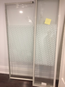 new neo angle pre fab shower for sale