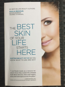 'The Best Skin of Your Life Starts Here' book by Paula Begoun