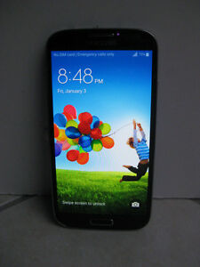 Super Mint Unlocked Samsung S4 16GB with charger and case