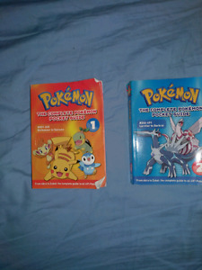 Pokemon pocket guid #1&2