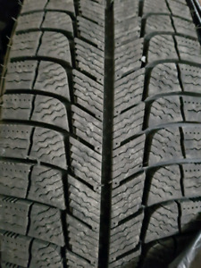 205 55 16 Michelin X- Ice winter tiers