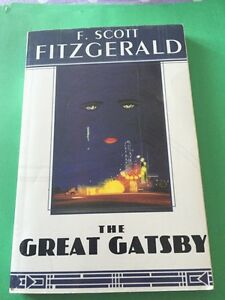 The great gatsby  English book