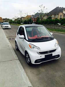 2014 Smart Fortwo Electric Drive (Toit pano et cruise control)