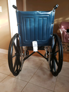 Tuffy Wheel Chair like brand new FOLDABLE