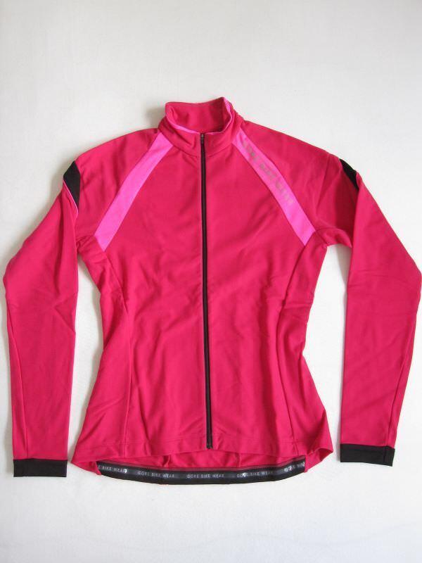 NEU # GORE Bike Wear Power 2.0 Thermo Da. Radtrikot Fahrradjacke pink # NEU