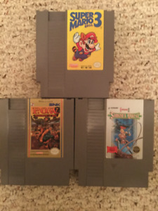 NES games (40 lot)
