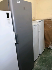 Indesit tall freezer with warranty at Recyk