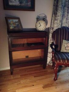 Lovely Old Barrister Bookcase