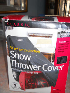Snow Blower Cover for 2 stage (brand new)