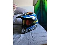 G-mac Helmet BRAND NEW! (Crosser,quad,minimoto,bike)