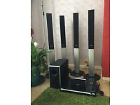 Samsung TH-THQ25 home theatre surround sound system