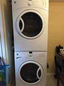 Washer and dryer in good condition 2½ years of use. brand Energy