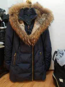 Manteau mackage taille small