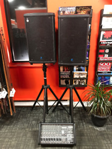 PA Systems for sale !