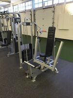 Seated Chest Press for Sale from Personal Training Studio