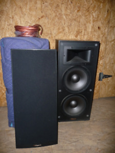High End HiFi Speakers and Amp (Klipsch, AR, Denon)