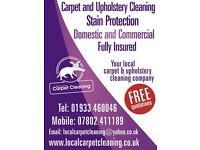 Carpet Cleaning Northamptonshire