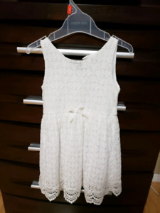 Flower Girl Dress and Sweater - 3T