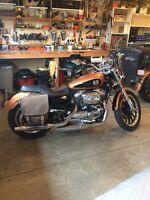 2008 Harley Davidson XL1200 Low