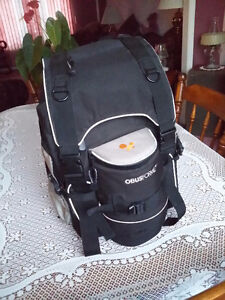 Obus Forme BackPack with Comfort Back Support System