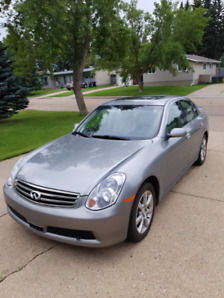 G35x 80,000 kms, Inspected, Clean Carproof, Needs Nothing
