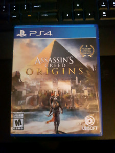 Selling assassin's creed Origins on ps4