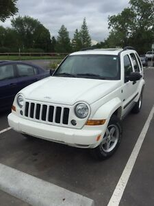 2007 Jeep Liberty Sport loaded