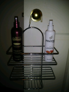 Large Stainless Steel Shower Caddy