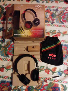 The House of Marley Jammin Buffalo Soldier headphones