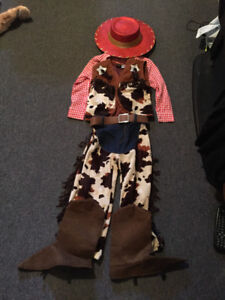 Children's Cowboy/ Cowgirl costume 5/6