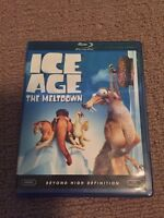Ice Age the Meltdown Blue Ray