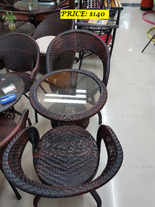 Outdoor Furniture/Patio Furniture with lowest price guarantee