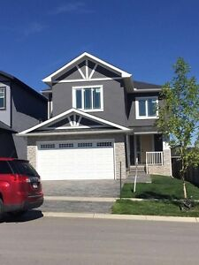 Beautiful brand new house in Airdrie for rent