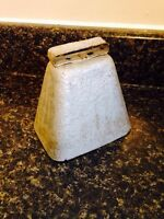 Large Antique Cow Bell