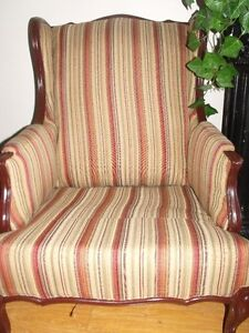 Upholstery Services - Wing Chairs Cambridge Kitchener Area image 10